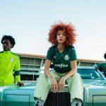 Palmeiras repudia ataques racistas contra campanha de lançamento da nova camisa