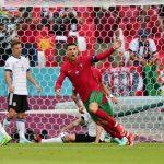 Cristiano Ronaldo atinge 28 km/h e percorre 99m em 14s em gol de Portugal contra Alemanha