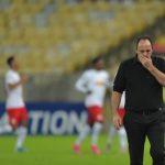 Flamengo domina, mas não decide, cansa e é castigado contra um arrumado Bragantino