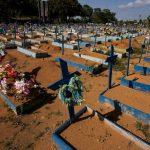 Brasil registra 2.247 mortes por Covid-19 em 24 horas e chega a 500.868 vidas perdidas