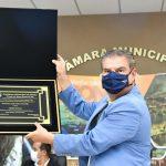 Senador Nelsinho Trad acompanha o ministro do turismo em MS